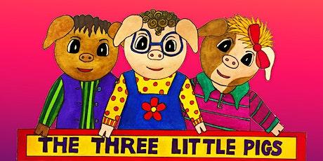Three Little Pigs Storytelling Workshop tickets