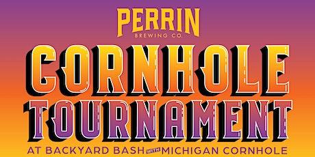 Annual Michigan Cornhole Tournament at Perrin Brewing 2021 tickets