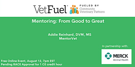 Mentoring: From Good to Great tickets