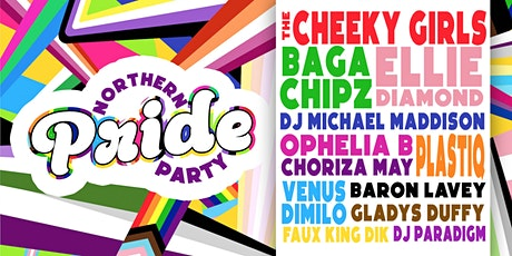 KLUB KIDS NEWCASTLE - NORTHERN PRIDE PARTY (ages 14+) tickets