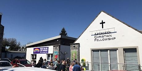 Aberdeen Christian Fellowship - Sunday Worship Service tickets