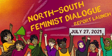 North South Feminist Dialogue - Report Launch tickets