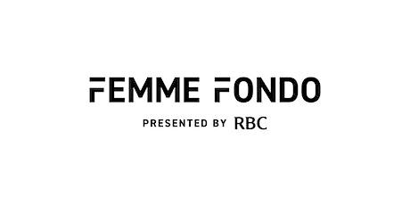 Femme Fondo -  Bike club for women tickets