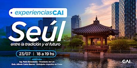#ExperienciasCAI Seúl, entre la tradición y el futuro entradas