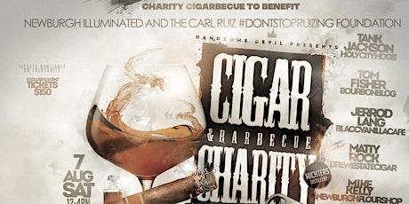 Handsome Devil Charity Bourbon Cigar-becue tickets