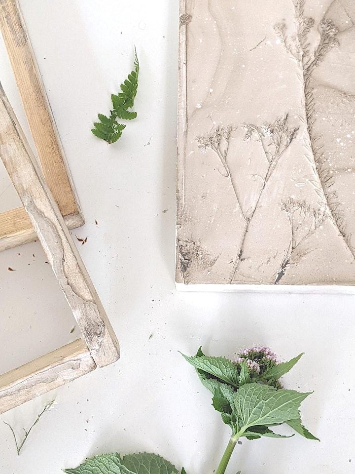 Everlasting Impressions in Plaster image