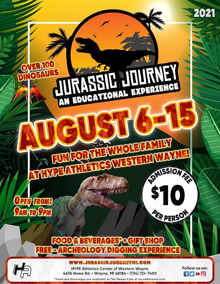 Jurassic Journey image