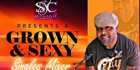 Grown and Sexy Singles GetAway entradas