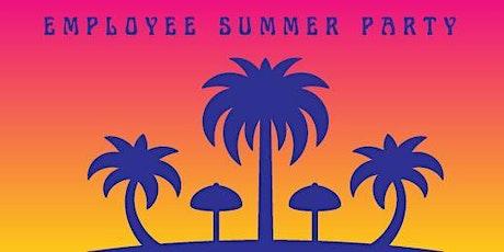 Davis Hospital - Employee Summer Party tickets