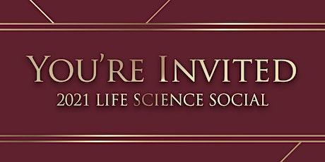 2021 Life Science Social tickets