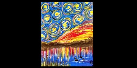 VanGogh Over the Lake tickets