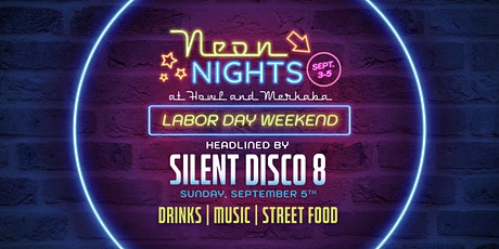 Howl at the Moon and Merkaba Present: Silent Disco 8 tickets
