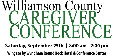 Williamson County Caregiver Conference tickets