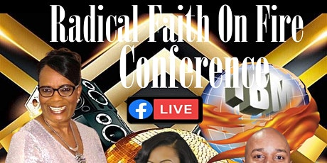 Radical Faith On Fire Conference - Tamike Brown Ministries billets