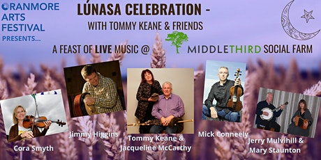 Lúnasa Celebration @ MiddleThird Farm tickets