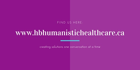 HB Humanistic Health Care Virtual Open House tickets