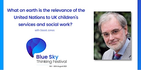 What is the relevance of the UN to UK children's services & social work? tickets