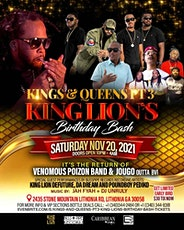 King's and Queens pt 3 (King Lion's Birthday Bash) tickets