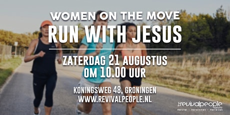 RPN - Vrouwendag - Women on the move - Run with Jesus tickets