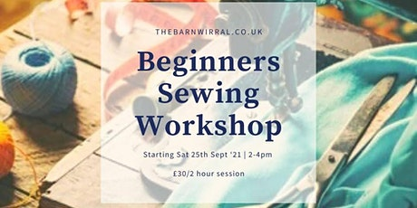 Beginners Sewing at The Barn tickets