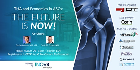 THA and Economics in ASCs: The Future is NOW! tickets