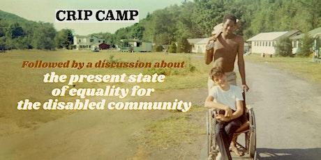 Movie Night: Crip Camp tickets