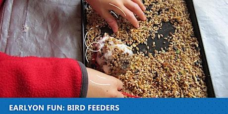 EarlyON Fun - Bird Feeders tickets