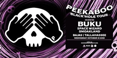 Peekaboo: Black Hole Tour | Tallahassee, FL tickets
