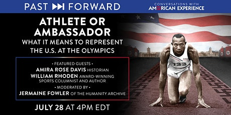 Athlete or Ambassador: What it means to represent the U.S. at the Olympics biljetter