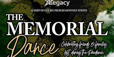 The Memorial Dance tickets