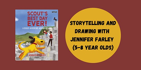 Storytelling and  drawing with Jennifer Farley tickets