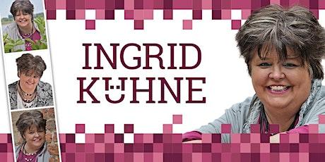 Ingrid Kühne - Lesung Tickets