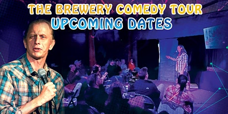 the BREWERY COMEDY TOUR at WOPS HOPS tickets