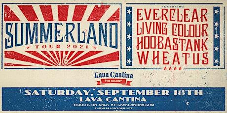 Summerland Tour - Everclear, Living Colour,  Hoobastank, Wheatus tickets
