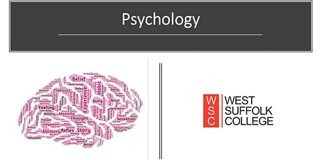 Advanced Psychology tickets