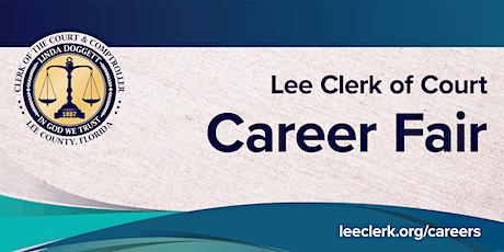Lee Clerk's Career Fair tickets