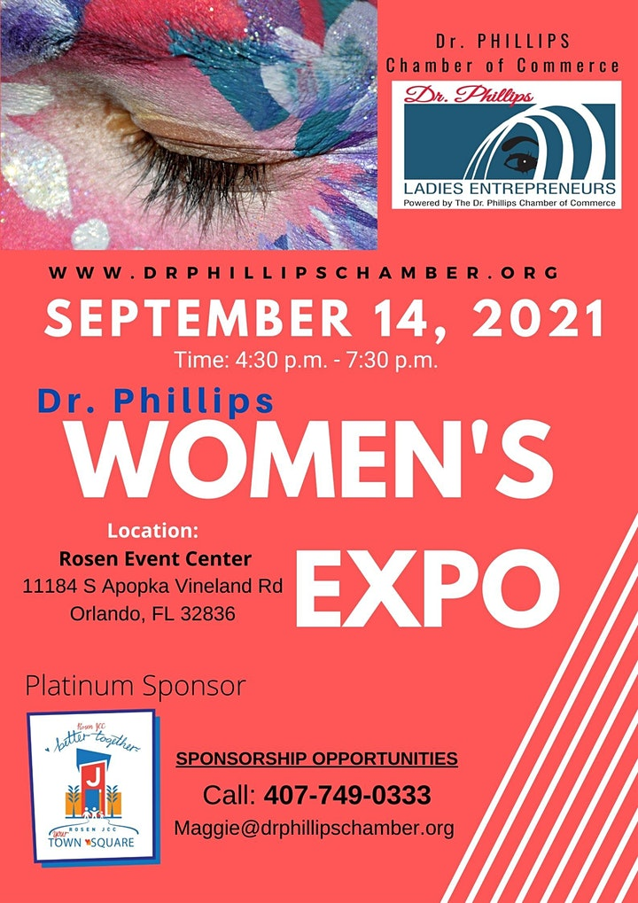 WOMEN'S EXPO of Dr. Phillips image