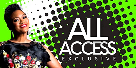 All Access EXCLUSIVE with C.C. tickets