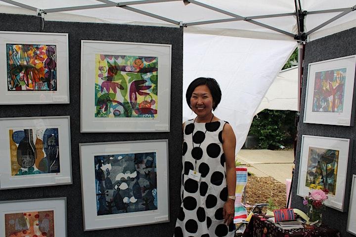 Art Students League of Denver Summer Art Market image