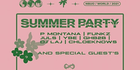 Nsuo Summer Party tickets
