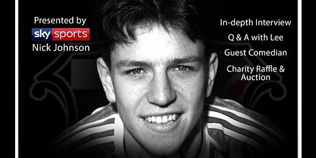 An Evening with....Lee Sharpe tickets