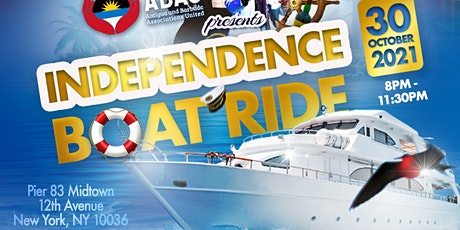 ABAU Independence Boat Ride tickets