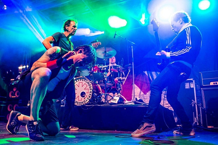 Soester Kultur Station - Psycho Sexy - Tribute to Red Hot Chili Peppers: Bild