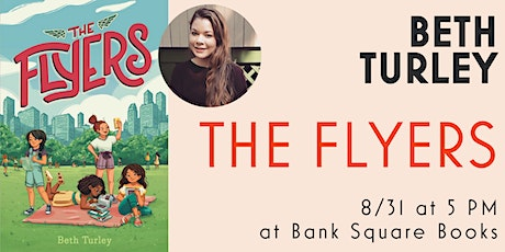 Book Launch Celebration for Beth Turley's  THE FLYERS! tickets