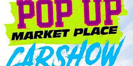 Pop Up Market tickets