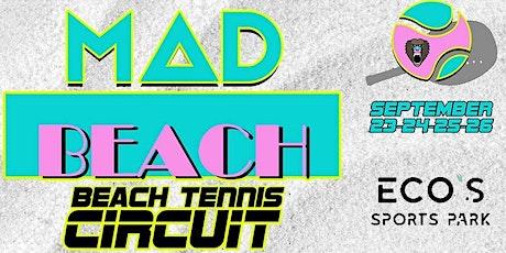 Mad Beach Septiembre tickets