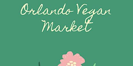 Orlando Vegan Market Dinner tickets