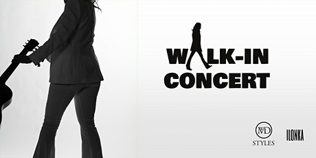 Walk-in Concert in Groet tickets