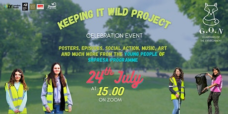 Keeping It Wild Celebration Event tickets