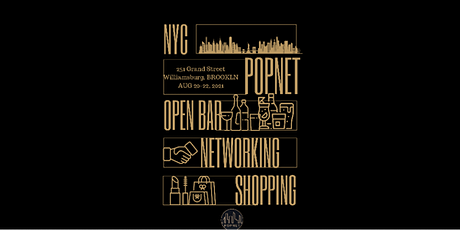 POPNET 3 day Pop-up shop and Networking event tickets